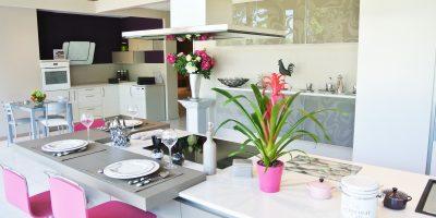 Créateur de cuisines sur mesure, salles de bains et dressing